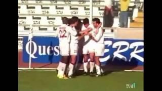 Albacete 2 - Osasuna 1. Temp. 96/97. Jor. 25