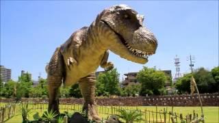 2014ノリタケの森夏休みイベント「ノリタケの森に恐竜がやってきたⅡ」③