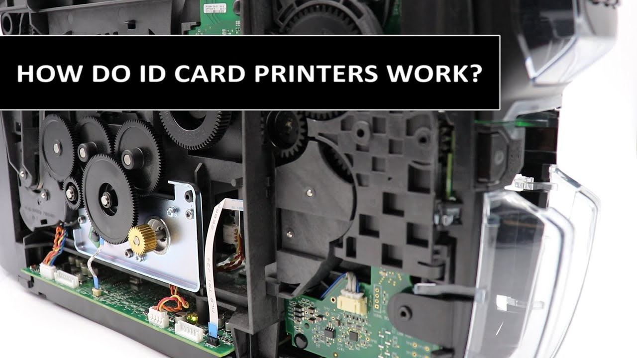 How do ID card printers work? How It's Made You Ask?