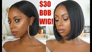 YOU NEED THIS $30 WIG!!! Bobbi Boss Lyna Wig | Jessica Pettway