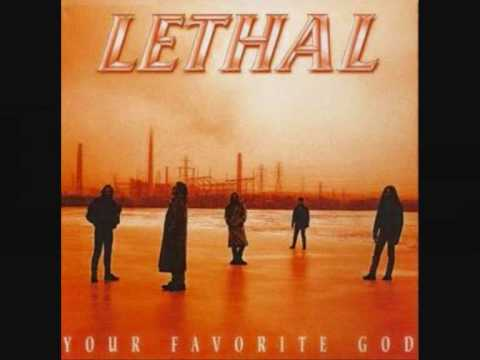 LETHAL Waiting On The Kill 1995 online metal music video by LETHAL