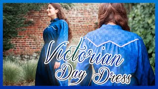 Making A Victorian Day Dress | Historybounding