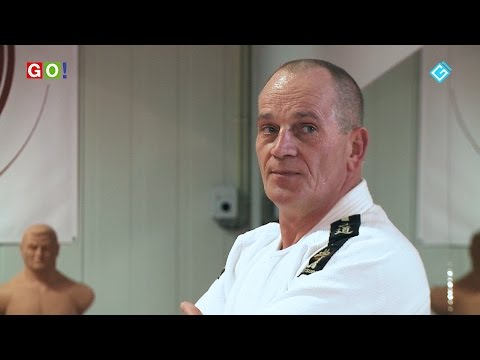 Henk Riemeijer 60 jaar en nog steeds judoleraar! - RTV GO! Omroep Gemeente Oldambt