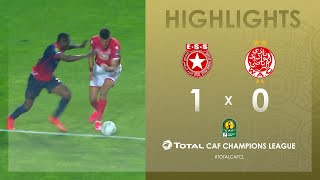 CL CAF : Etoile du Sahel 1-0 Wydad Athletic Club