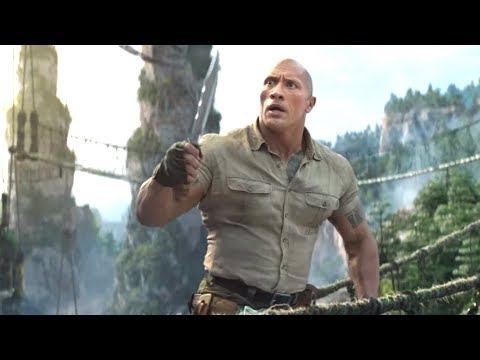 Jumanji The Next Level Official Trailer Hindi Dub | Dwayne ,Jack B & Nick - Dub By Fresh Holly Dub