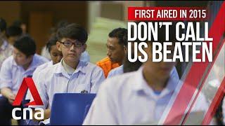 CNA | Don't Call Us Beaten | E02: Struggles In Class