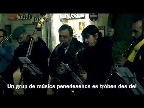 Música per la llibertat a Vilafranca