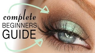 How to Apply False Lashes   Complete Beginners Guide