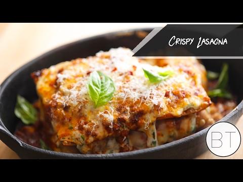 Crispy Lasagna