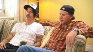 Red Hot Chili Peppers - I'm With You Interview 8 [Interview]