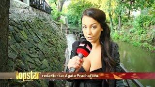 Agáta Prachařová - Hanychová Czech Presenter
