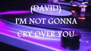 LATIN FREESTYLE DAVID - I'M NOT GONNA CRY OVER YOU