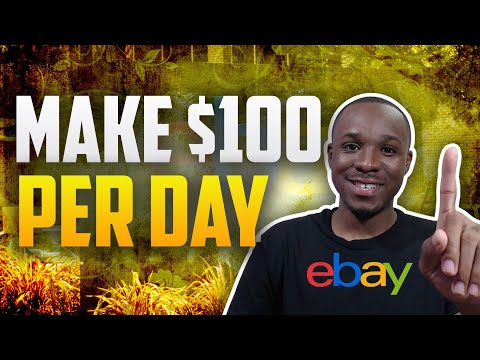 How to Start Making $100 Per Day With Ebay Dropshipping (Blueprint)