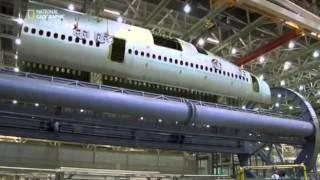 Dokumentárny film Technológia - Megatovárne: Boeing 747-8