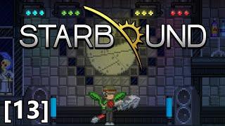 Starbound Junk Island timelapse (Starbound version 1 1