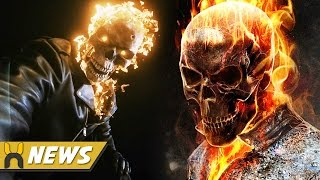 Johnny Blaze Ghost Rider CONFIRMED For MCU & First Look