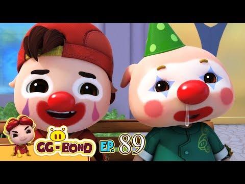 GG Bond - Agent G 《猪猪侠之超星萌宠》EP89《特困区的重聚(上)》