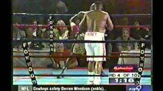 James Toney vs Ramon Garbey Part 2