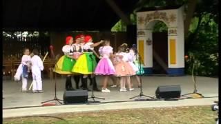 preview picture of video 'Národopisné slavnosti Tvrdonice 2012'