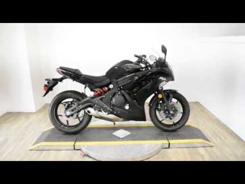 2012 Kawasaki Ninja® 650 in Wauconda, Illinois - Video 1