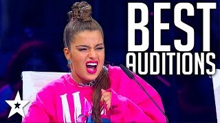 Most Viewed Auditions on Israel