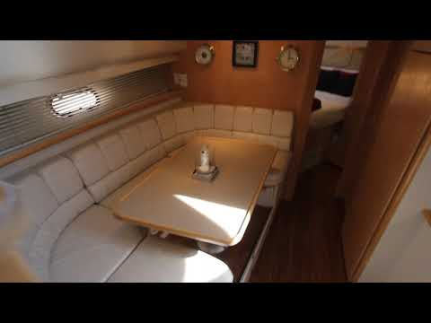 Carver 440 Aft Cabin Motor Yacht video