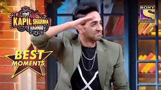 Ayushmann ने Baccha Yadav को किया Salute | The Kapil Sharma Show Season 2 | Best Moments