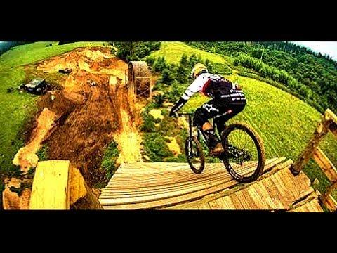 Лучшая мотивация занятием велоспортом.От спорт легко