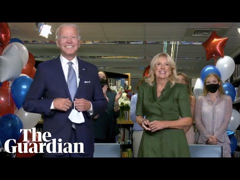 Democratic national convention day two: Ocasio-Cortez & Jill Biden among speakers – watch live
