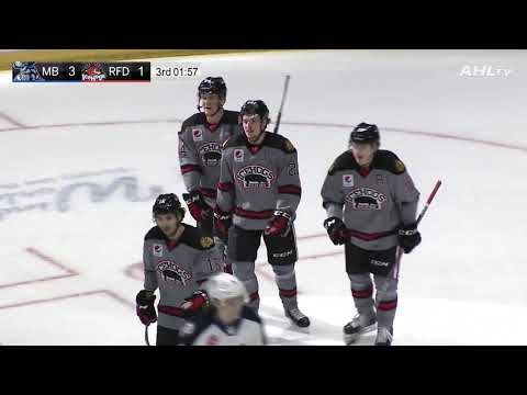Moose vs. IceHogs | Jan. 25, 2019