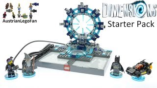 Lego Dimensions Starter Pack - Lego Speed Build