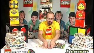 LEGO® Games Lunar Command - tutorial italiano