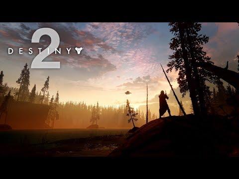 Destiny 2 – Official PC Launch Trailer [SWE]