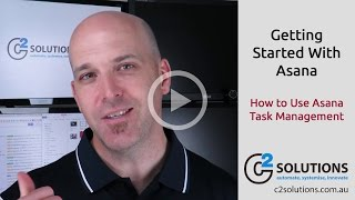 Getting Started With Asana - How to Use Asana Task Management