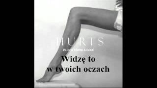 Hurts Blood Tears & Gold Tłumaczenie Pl