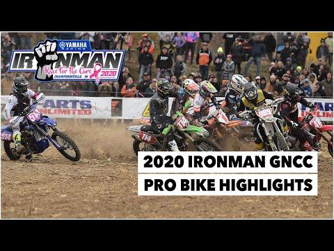 Résumé GNCC USA 2020 - RD12