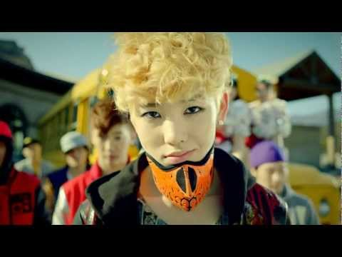 Bang Yong Guk & ZELO 'Never Give Up' M/V