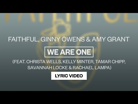 We Are One - Youtube Lyric Video