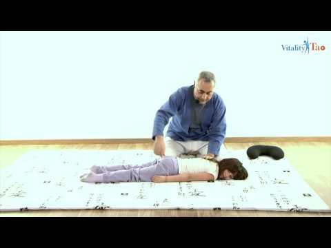 Terapeuti di massaggio di reparto cervicale