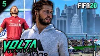FIFA 20 VOLTA Story Mode Episode #5 - NEW YORK CITY! (Volta Full Movie)