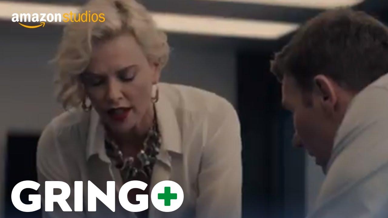 Video trailer för Gringo - Survive TV Spot [HD] | Amazon Studios