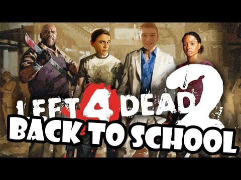 L4D2│Back To School│+Zubb│CZ│1080p24fps│16:9