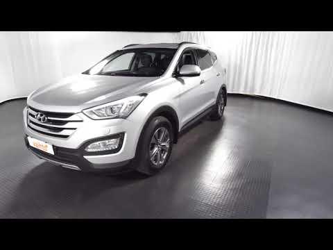 Hyundai SANTA FE 4WD 2,2 CRDi 145 Style Business A 7p, Maastoauto, Automaatti, Diesel, Neliveto, KNB-693