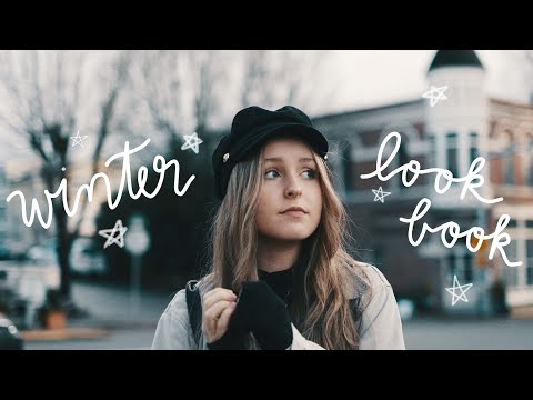 WINTER LOOKBOOK ★ how to style doc martens