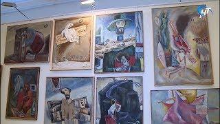 Экспозиция Новгородского музея-заповедника пополнилась новыми работами художника Дмитрия Кондратьева