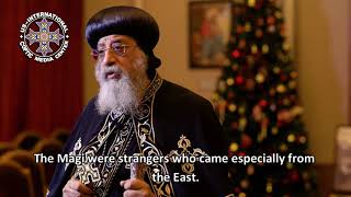 Pope Tawadros's Papal Message - Nativity Feast 2020