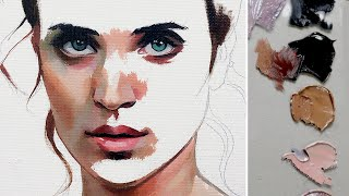 OIL PAINTING TIPS || The Mind of an Artist #4