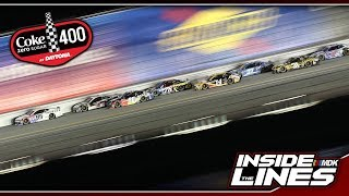 2019 Coke Zero Sugar 400 Daytona Preview | Inside The Lines