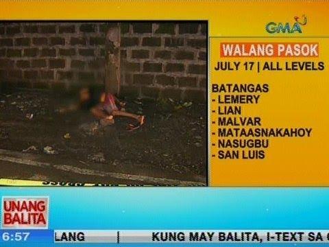 [GMA]  UB: Hinihinalang gun runner, patay matapos umanong manlaban sa mga pulis sa QC