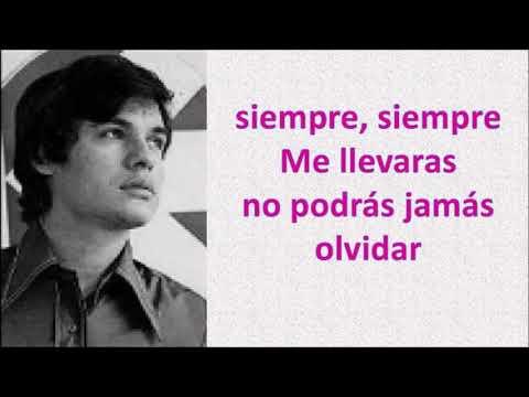 Juan Gabriel - Aunque te Enamores LETRA